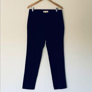 Michael Kors Black Straight Leg Trousers